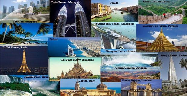 International Holidays Destinations