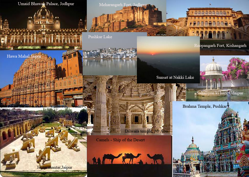 Cheap Rajasthan Tour Packages From TravMate Holidays, Kerala
