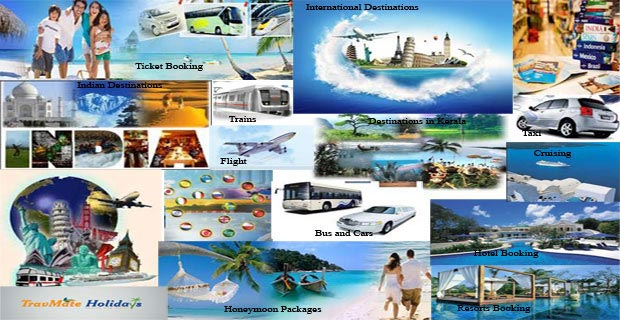 Kerala Tourism Company - TravMate Holidays