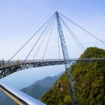 Sky Bridge In Langkawi Malaysia