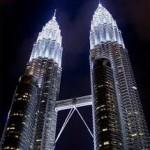 Petronas Twin Towers - Kuala Lumpur , Malaysia